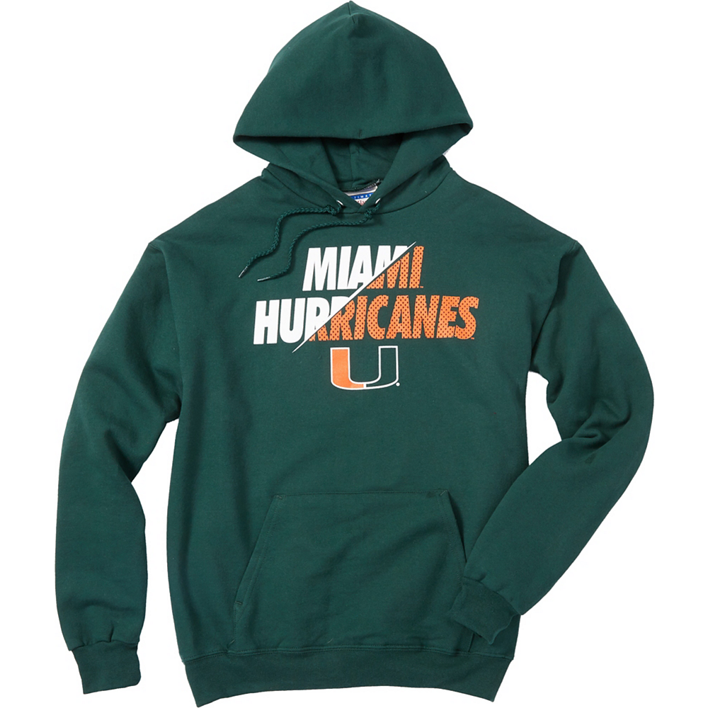 Nav Item for Miami Hurricanes Hoodie Image #1