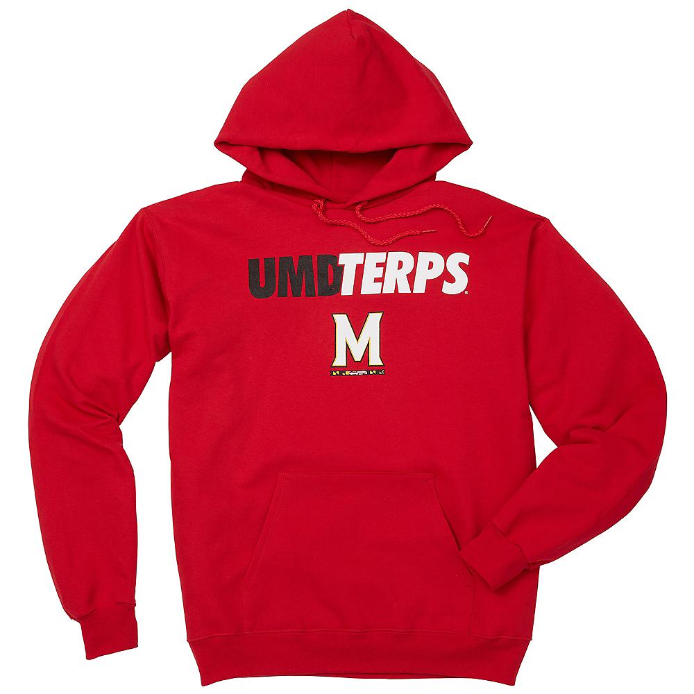 Maryland Terrapins Hoodie Image #1