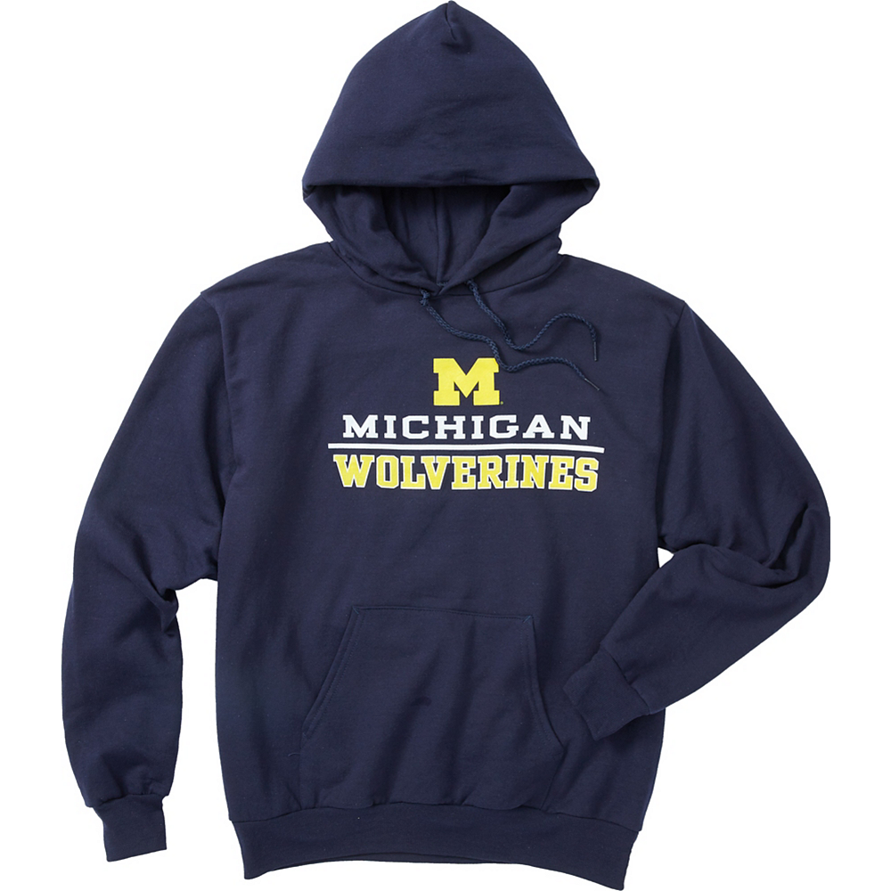 Nav Item for Michigan Wolverines Hoodie Image #1