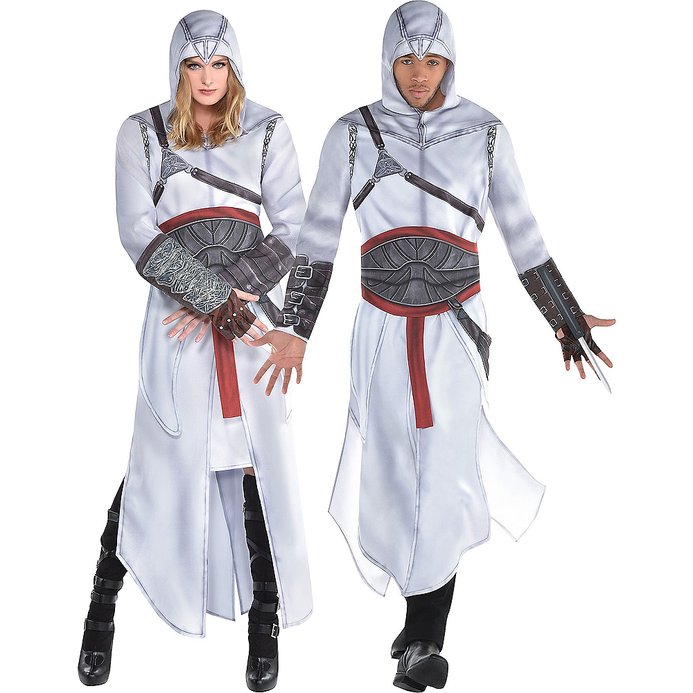Adult Altair Costume Accessory Kit Assassin S Creed Party City