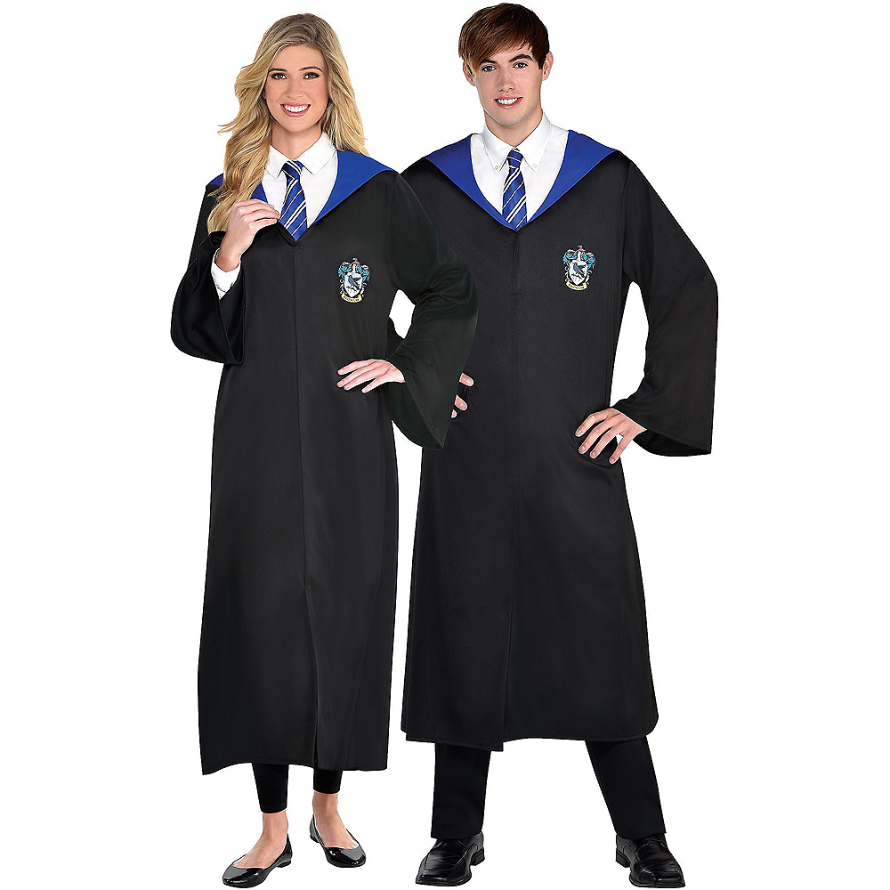 Adult Ravenclaw Robe - Harry Potter Image #1