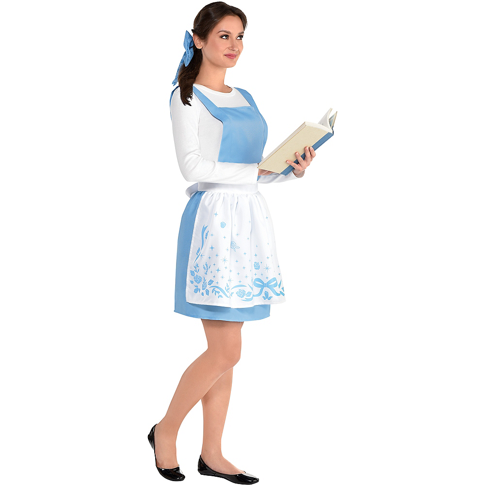 Adult Village Belle Costume Accessory Kit Image #1