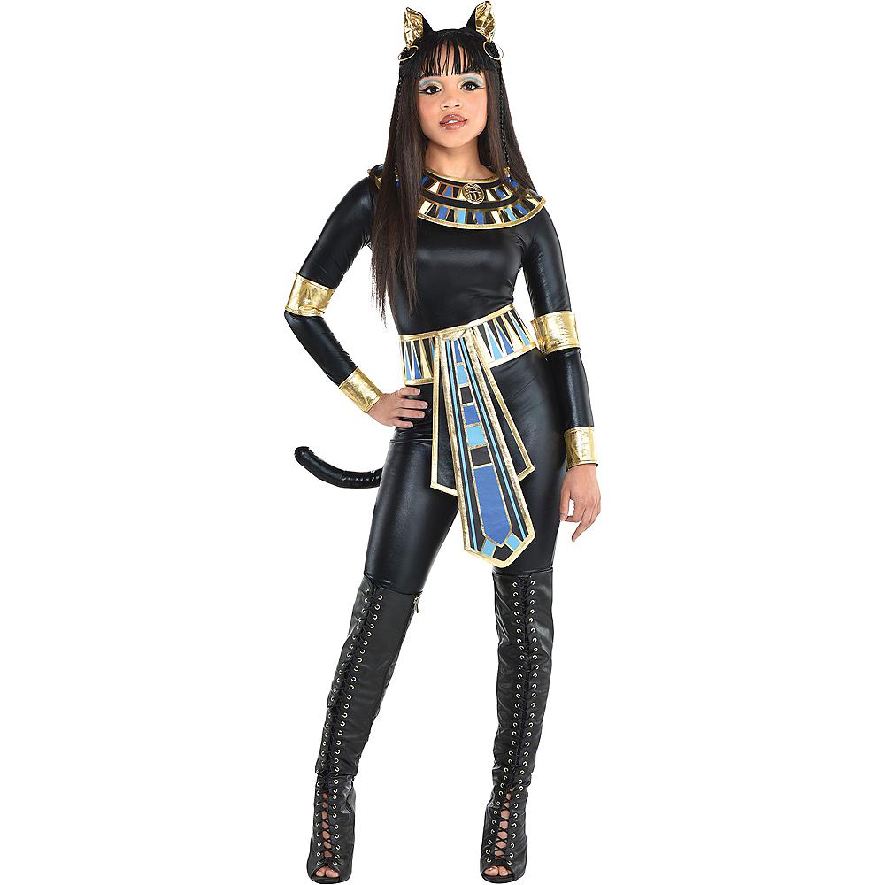Adult Egyptian Goddess Costume Image #1