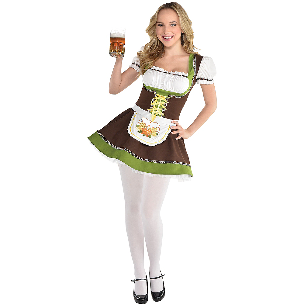 Nav Item for Adult Oktoberfest Costume Image #1