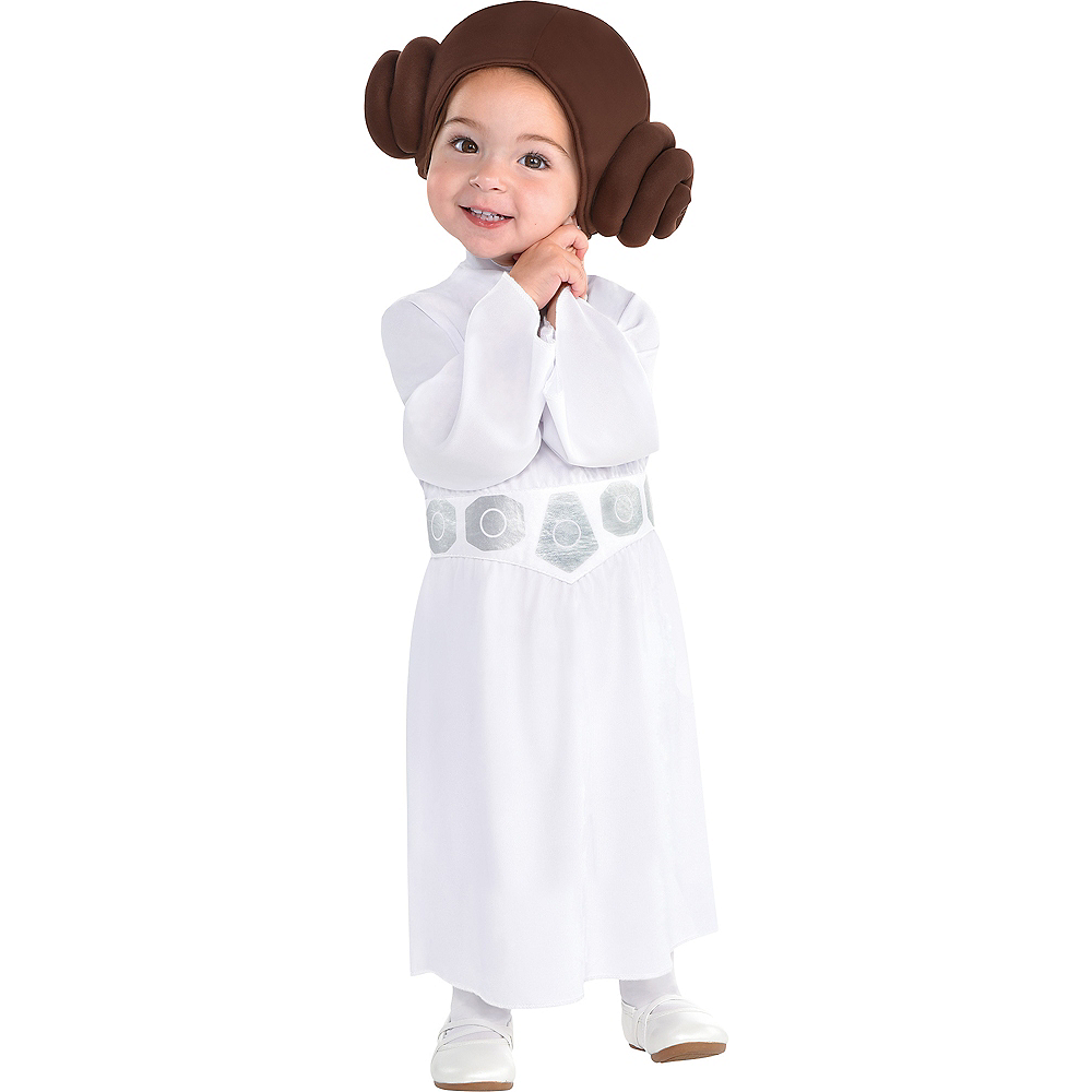 Baby Princess Leia Costume - Star Wars Image #1