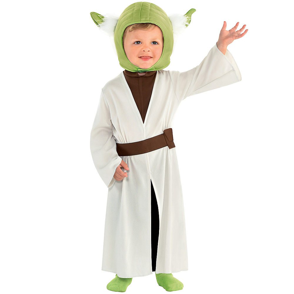 Nav Item for Baby Yoda Costume - Star Wars Image #1