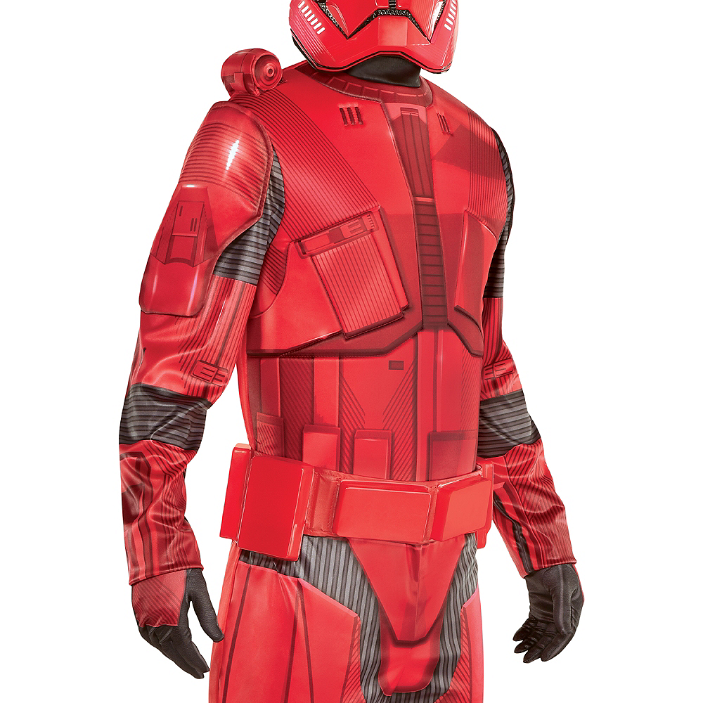 Adult Sith Trooper Costume - Star Wars: Episode IX Rise of Skywalker Image #4