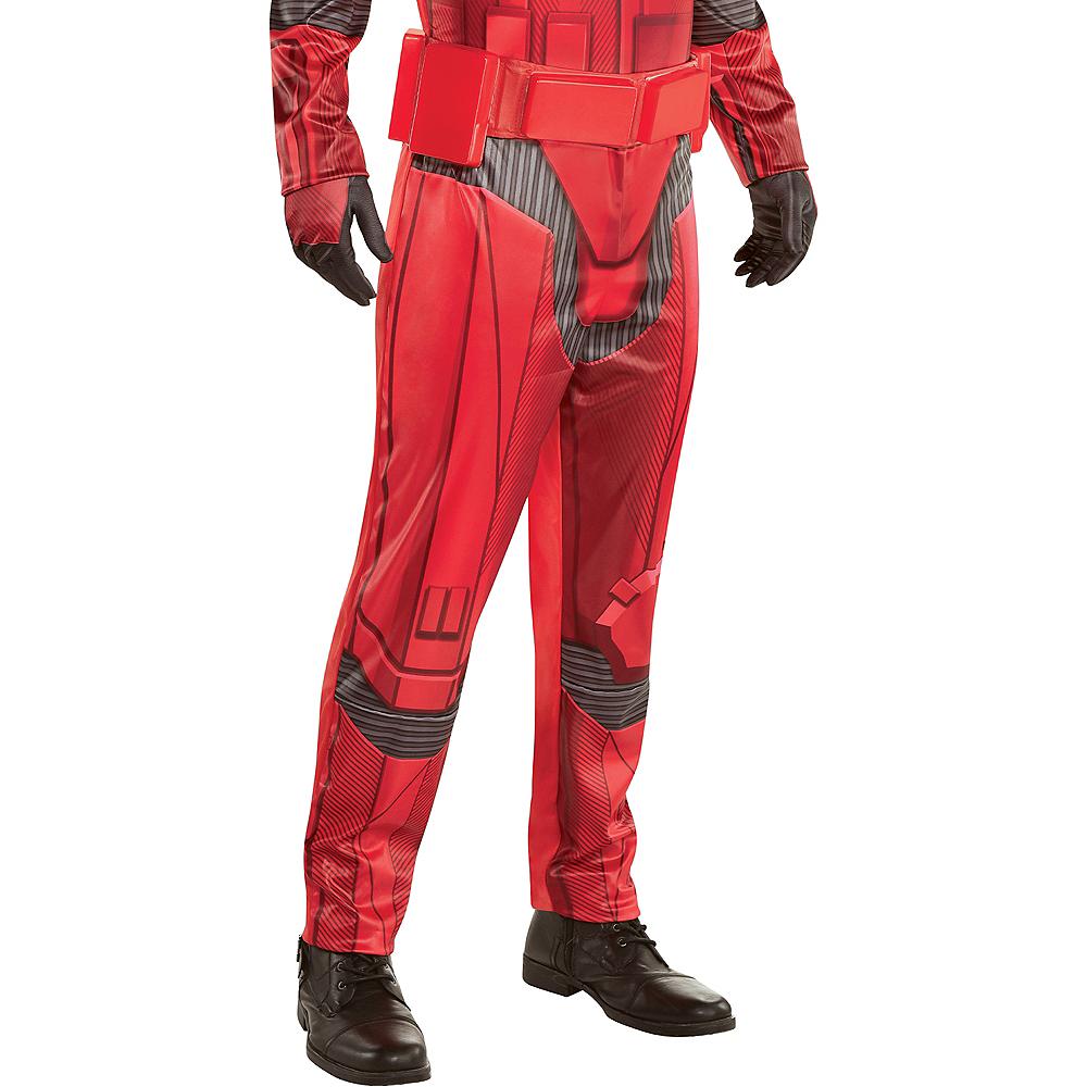 Adult Sith Trooper Costume - Star Wars: Episode IX Rise of Skywalker Image #5
