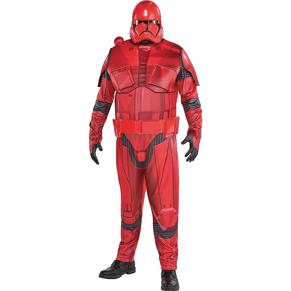 Adult Sith Trooper Costume Plus Size - Star Wars: Episode IX Rise of Skywalker Image #1