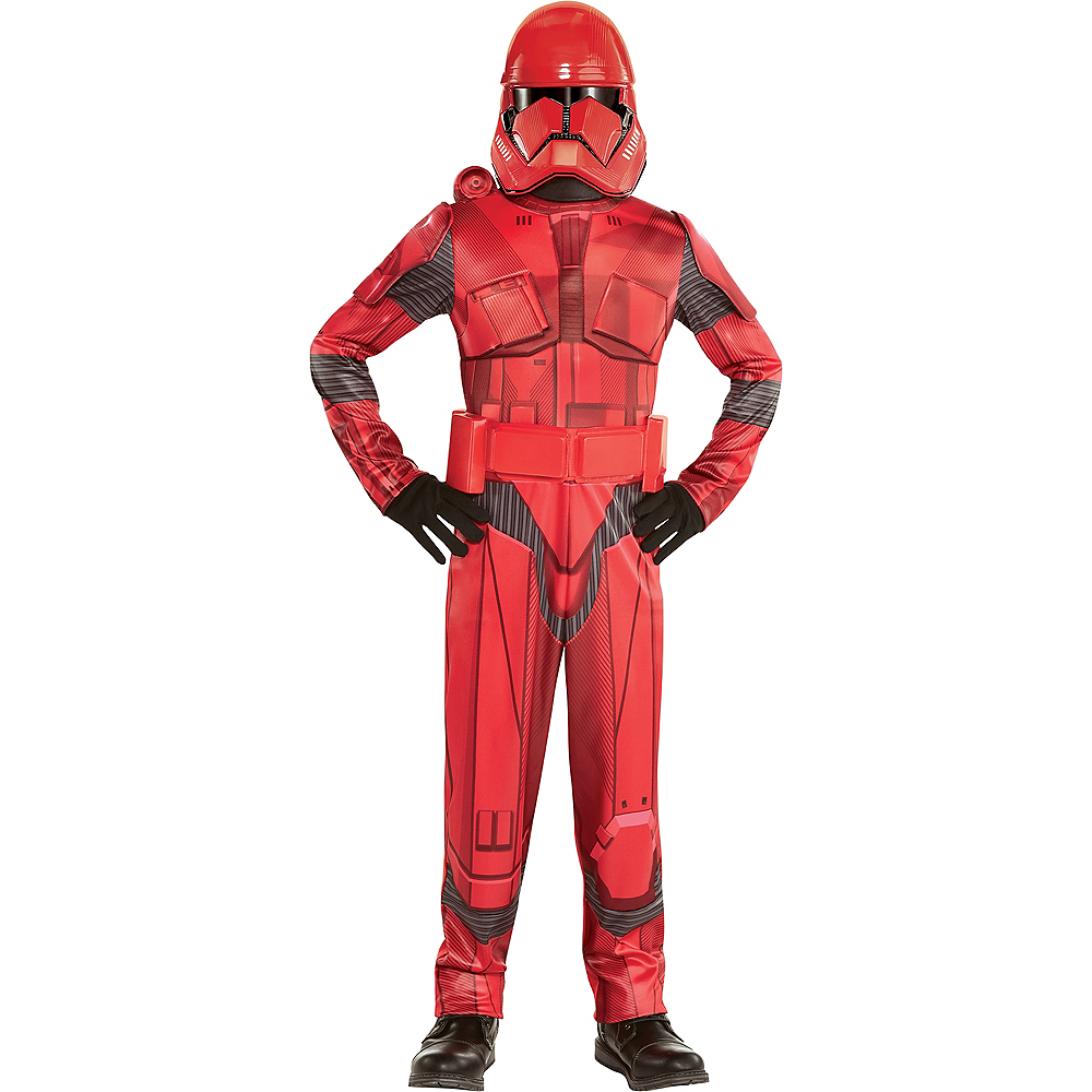 Child Sith Trooper Costume - Star Wars: Episode IX Rise of Skywalker Image #1