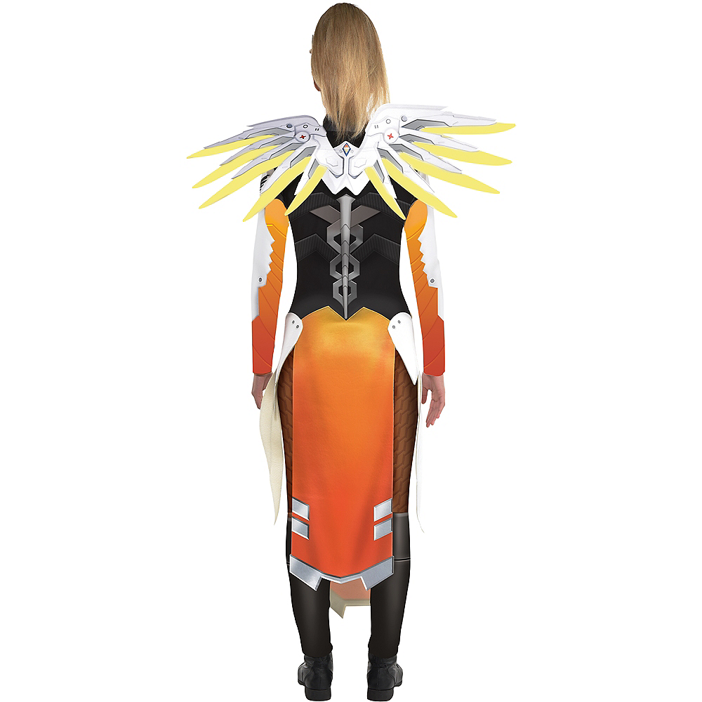 Adult Mercy Costume - Overwatch Image #2