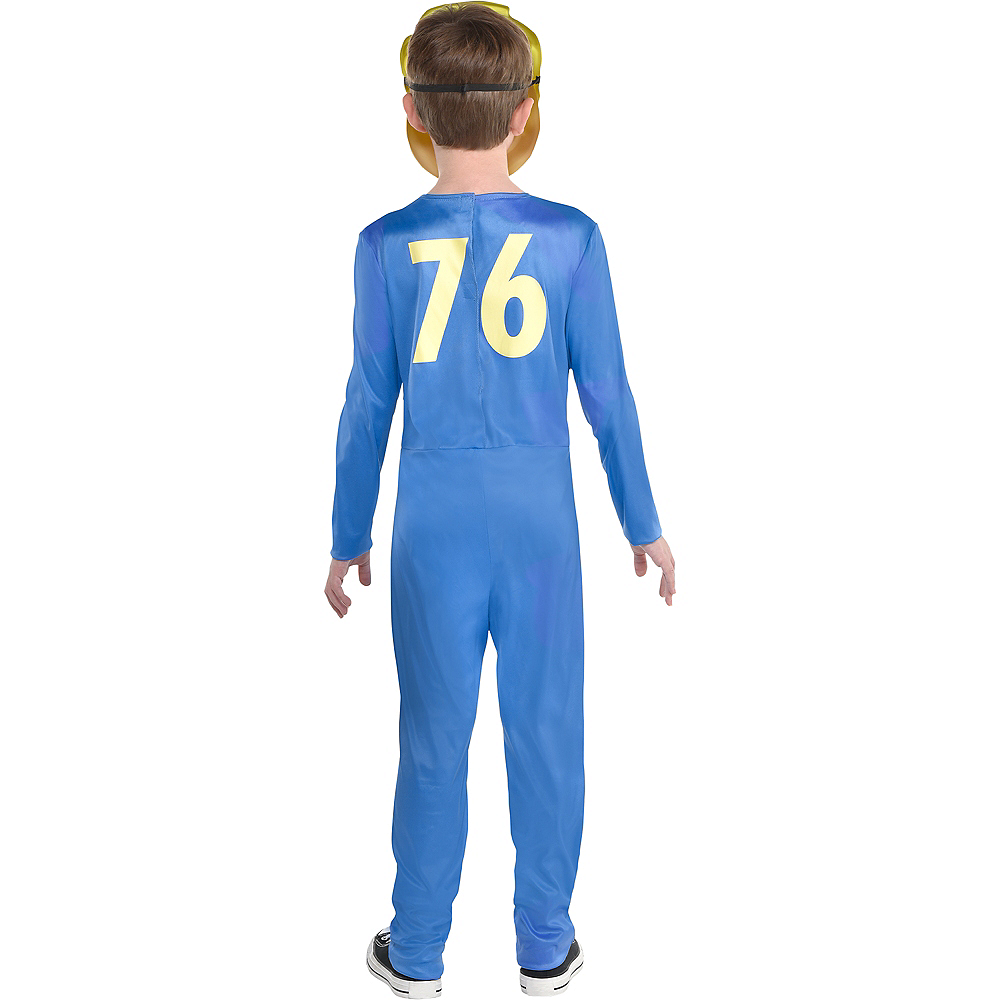Child Vault Boy Costume - Fallout Shelter Image #3