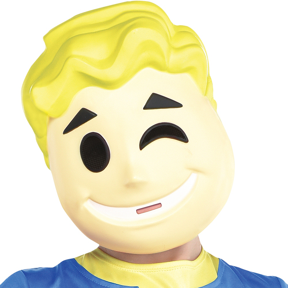 Child Vault Boy Costume - Fallout Shelter Image #4