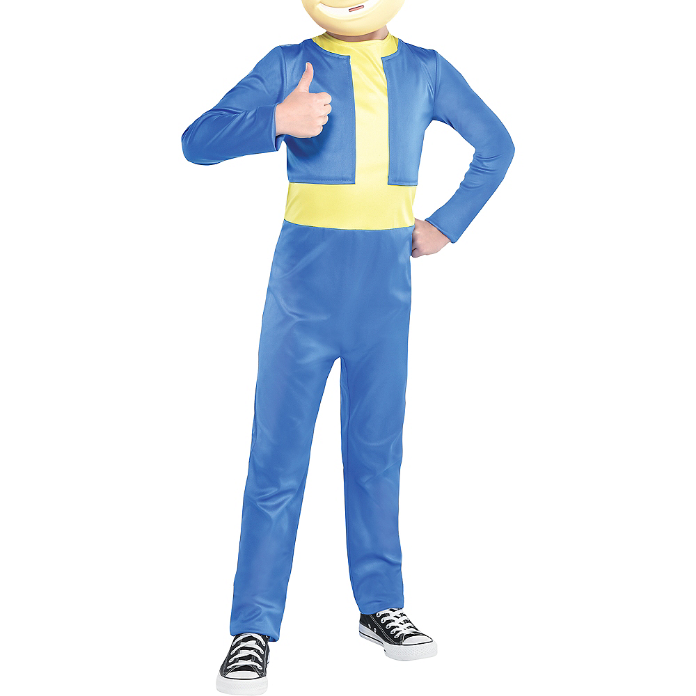 Child Vault Boy Costume - Fallout Shelter Image #5