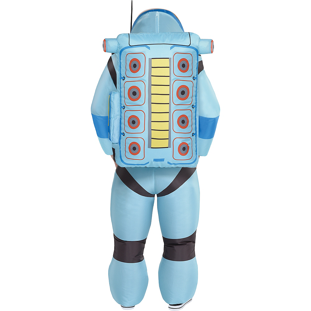 Child Inflatable Bubble Suit Costume - Astroneer Image #2
