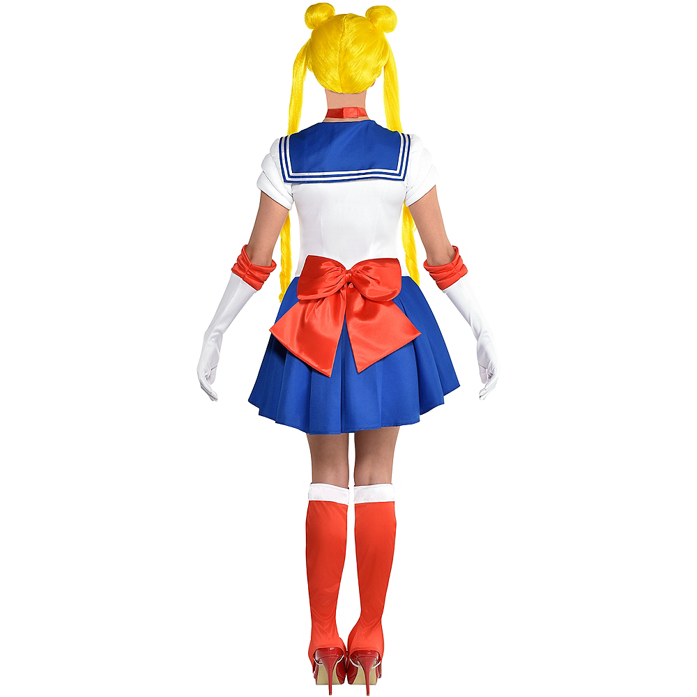 Adult Sailor Moon Costume Image #2