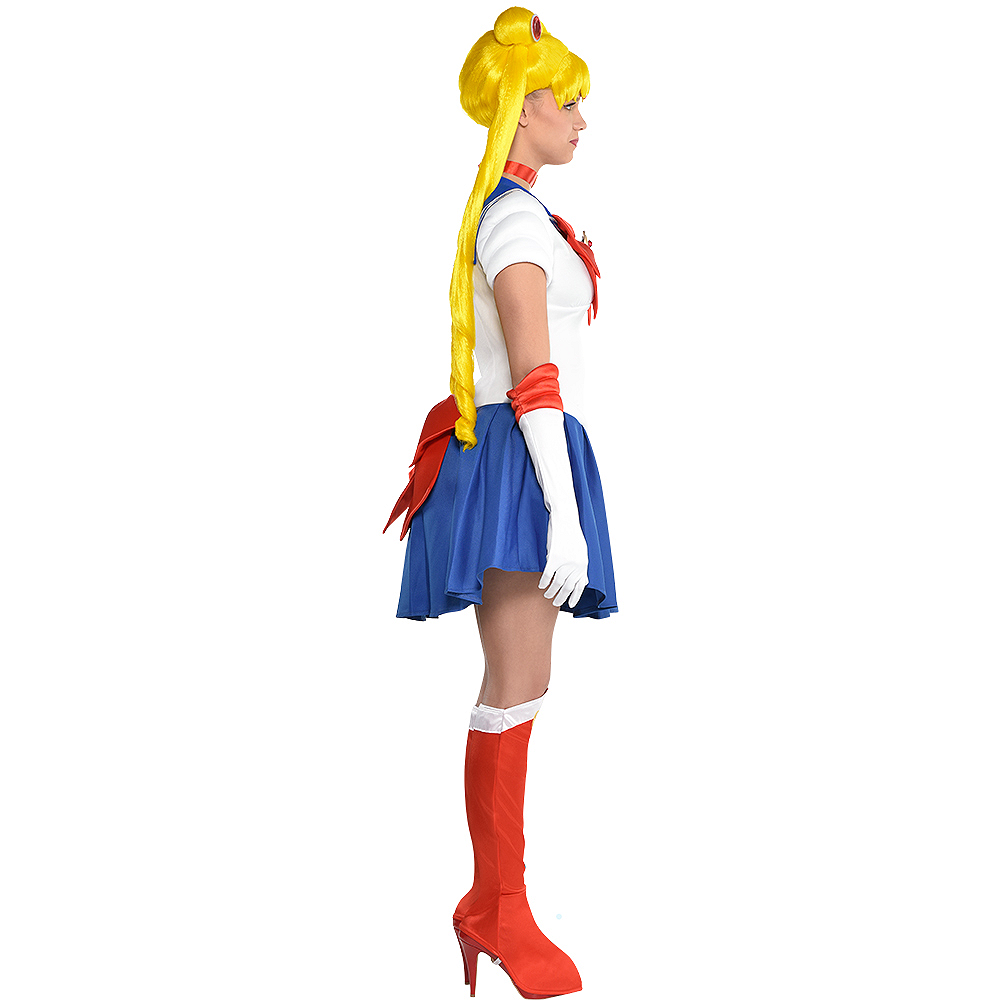 Adult Sailor Moon Costume Image #3
