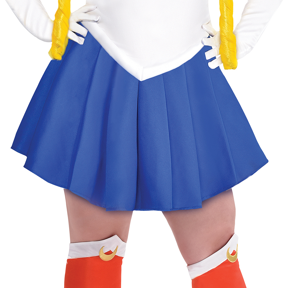 Adult Sailor Moon Costume Plus Size Image #3