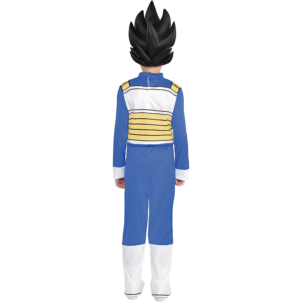 Child Vegeta Costume - Dragon Ball Super