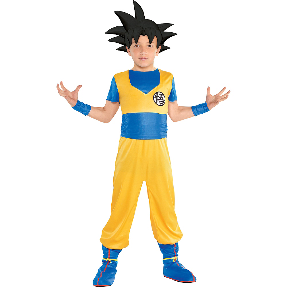 Child Goku Costume - Dragon Ball Super Image #1