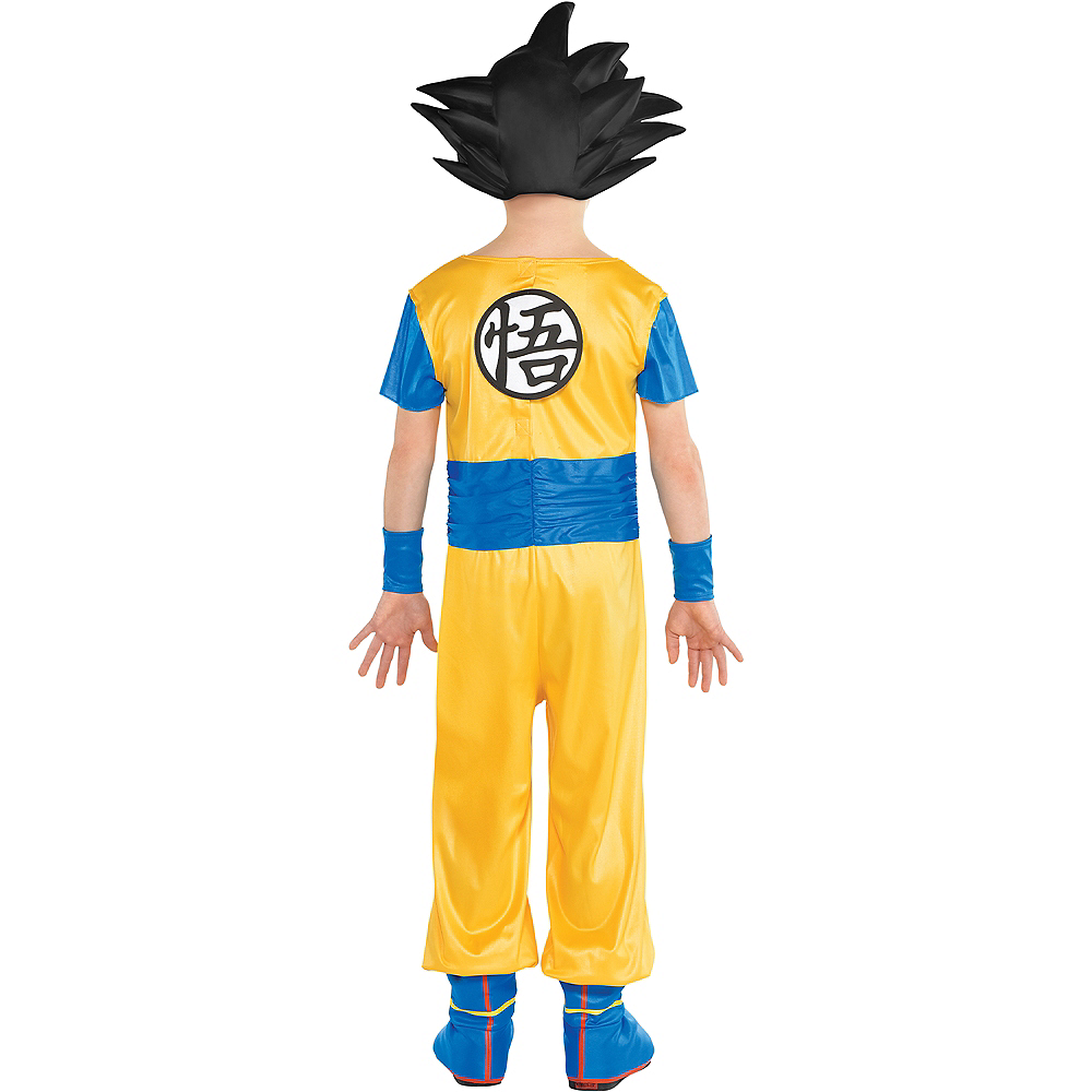 Child Goku Costume - Dragon Ball Super Image #2