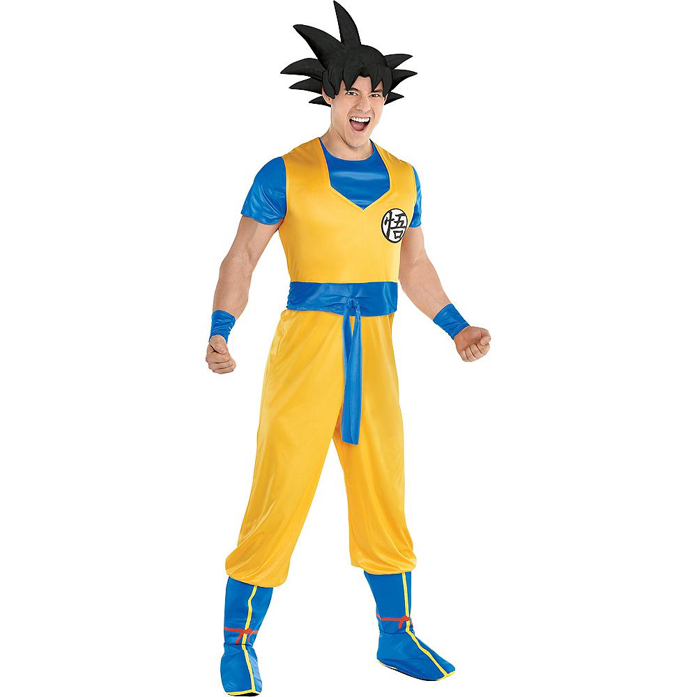 Adult Goku Costume - Dragon Ball Z Image #1