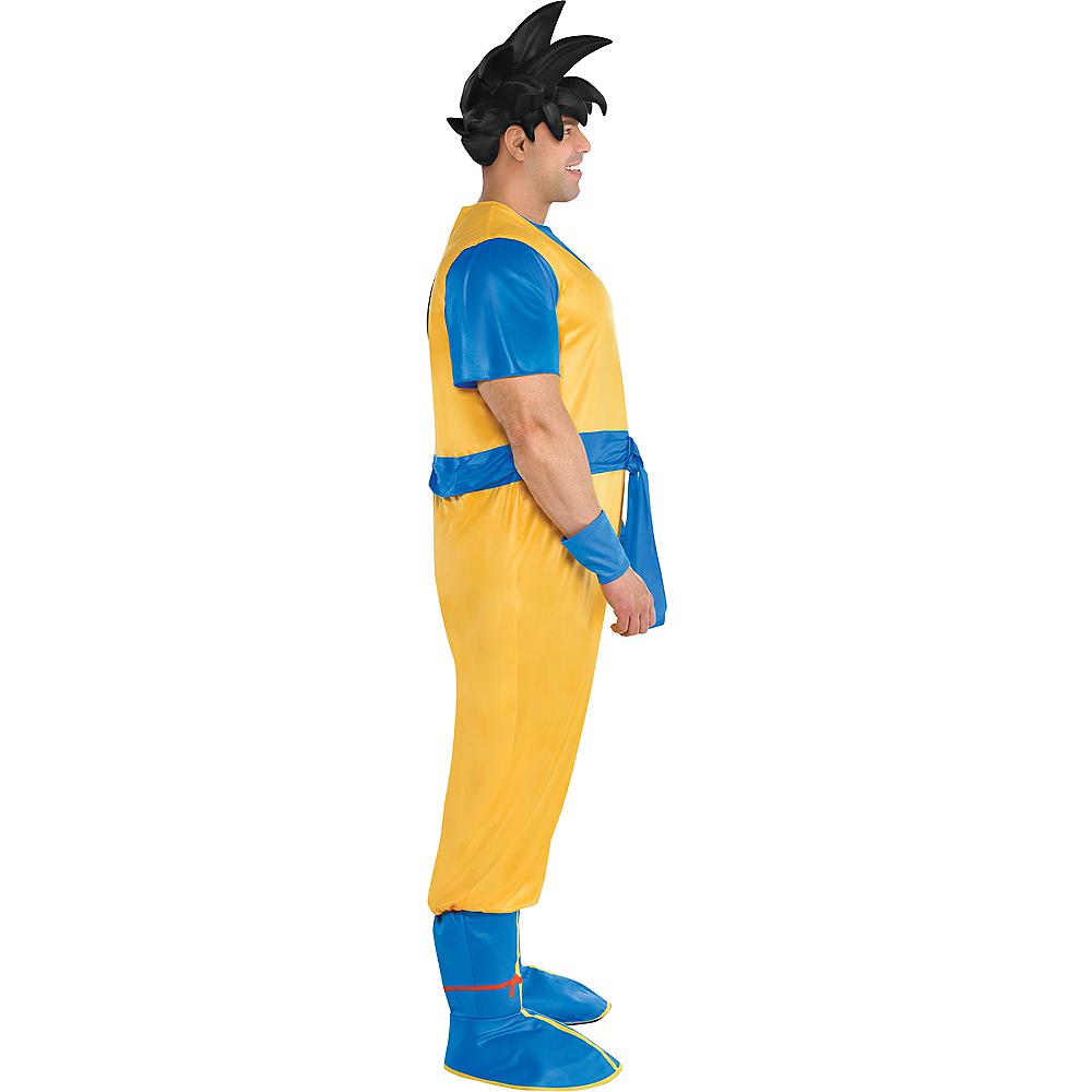 Adult Goku Costume Plus Size - Dragon Ball Z Image #3