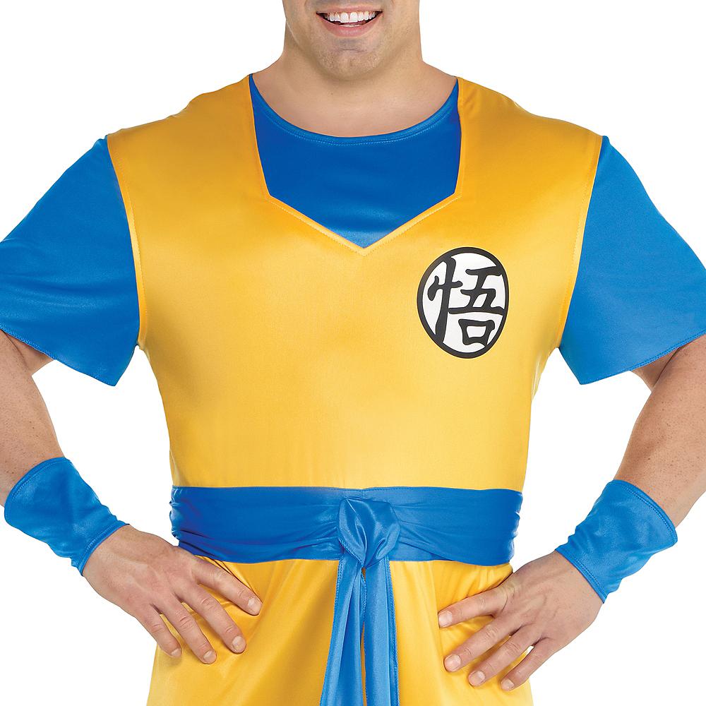 Adult Goku Costume Plus Size - Dragon Ball Z Image #4