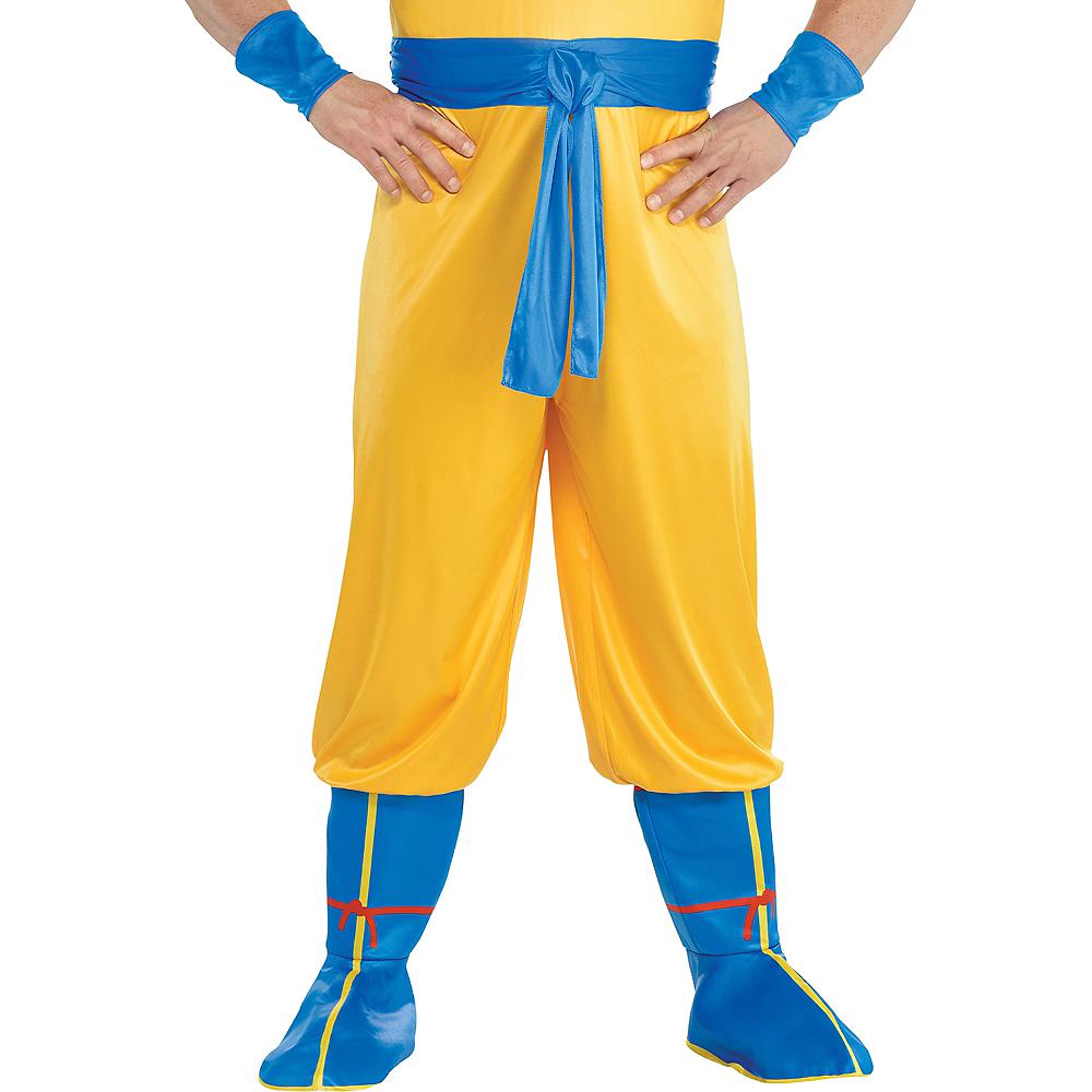 Adult Goku Costume Plus Size - Dragon Ball Z Image #5