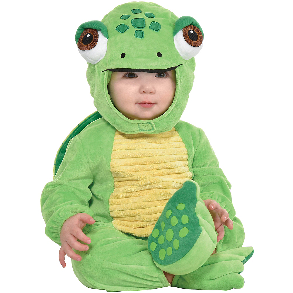 Nav Item for Baby Turtle Crawler Costume Image #1