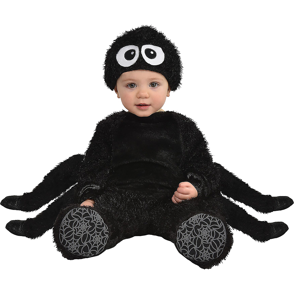 Nav Item for Baby Spider Crawler Costume Image #1