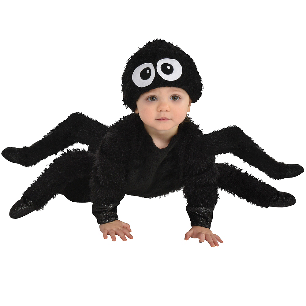 Nav Item for Baby Spider Crawler Costume Image #2