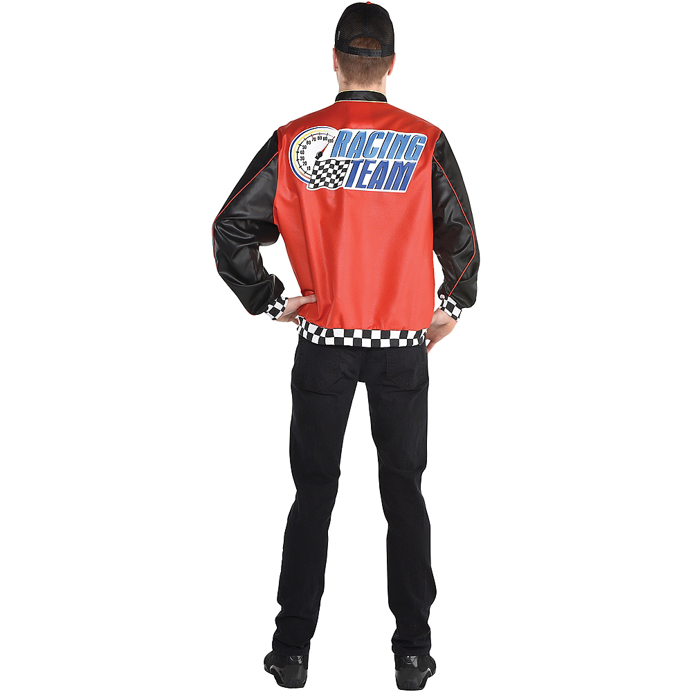 Adult Fast Lane Driver Costume Image #2