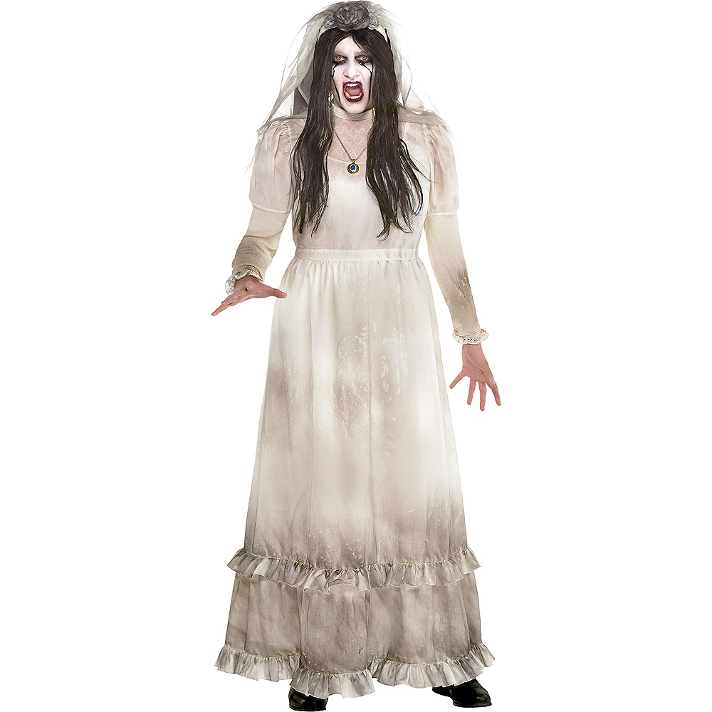 Adult La Llorona Costume Plus Size - The Curse of La Llorona Image #1