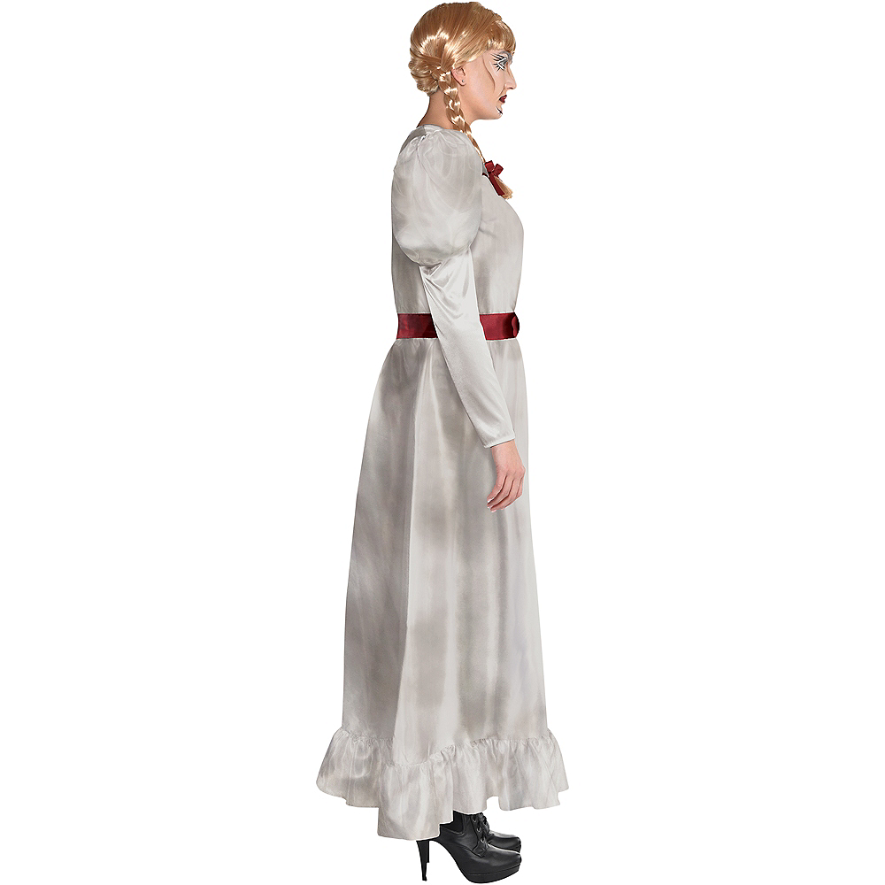 Adult Annabelle Costume Plus Size - Annabelle Comes Home Image #2