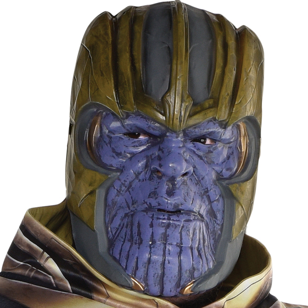 Adult Thanos Muscle Costume Plus Size - Avengers: Endgame Image #2