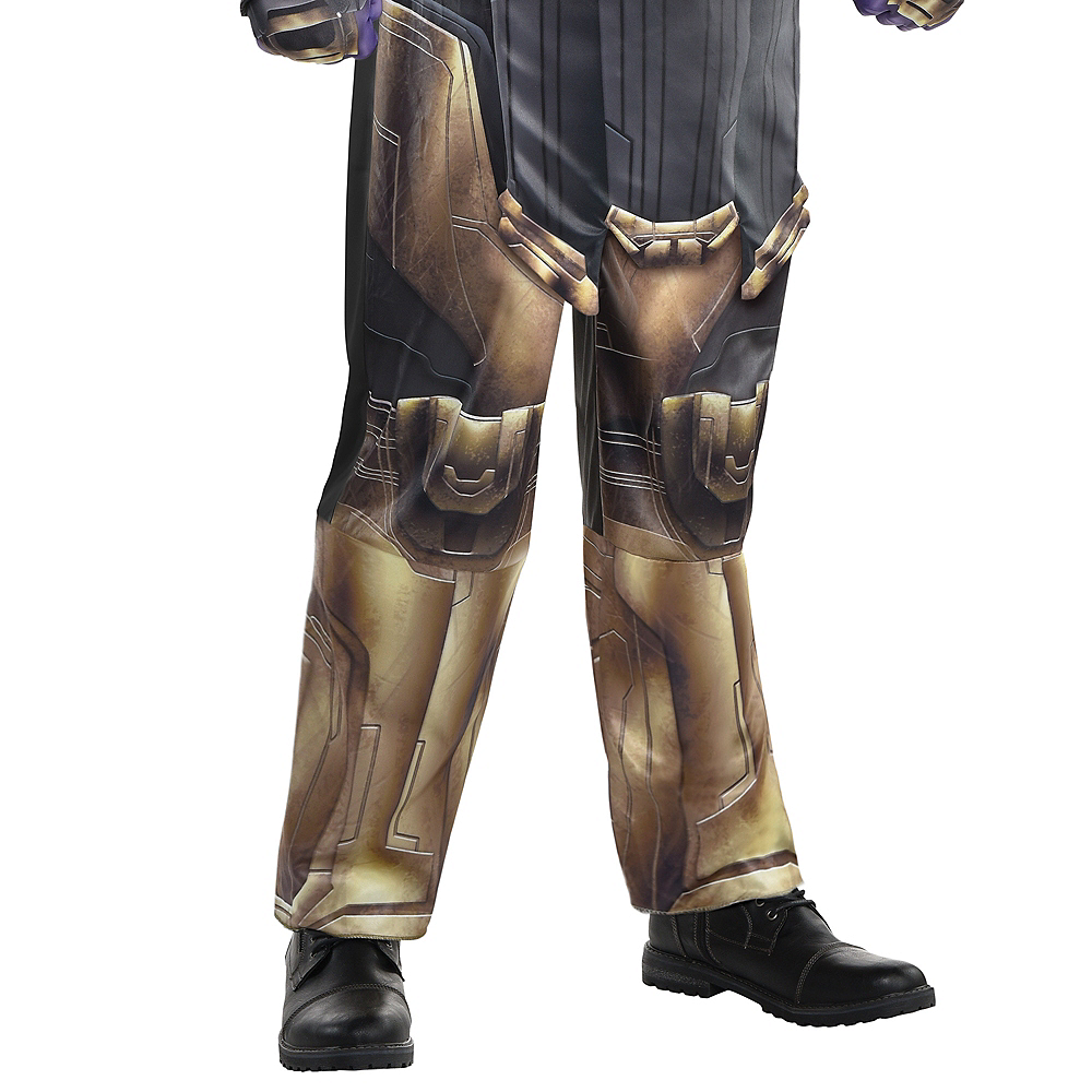Adult Thanos Muscle Costume Plus Size - Avengers: Endgame Image #4