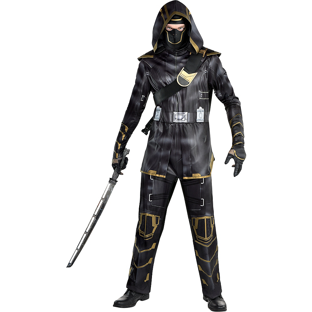 Nav Item for Adult Ronin Costume - Avengers: Endgame Image #1