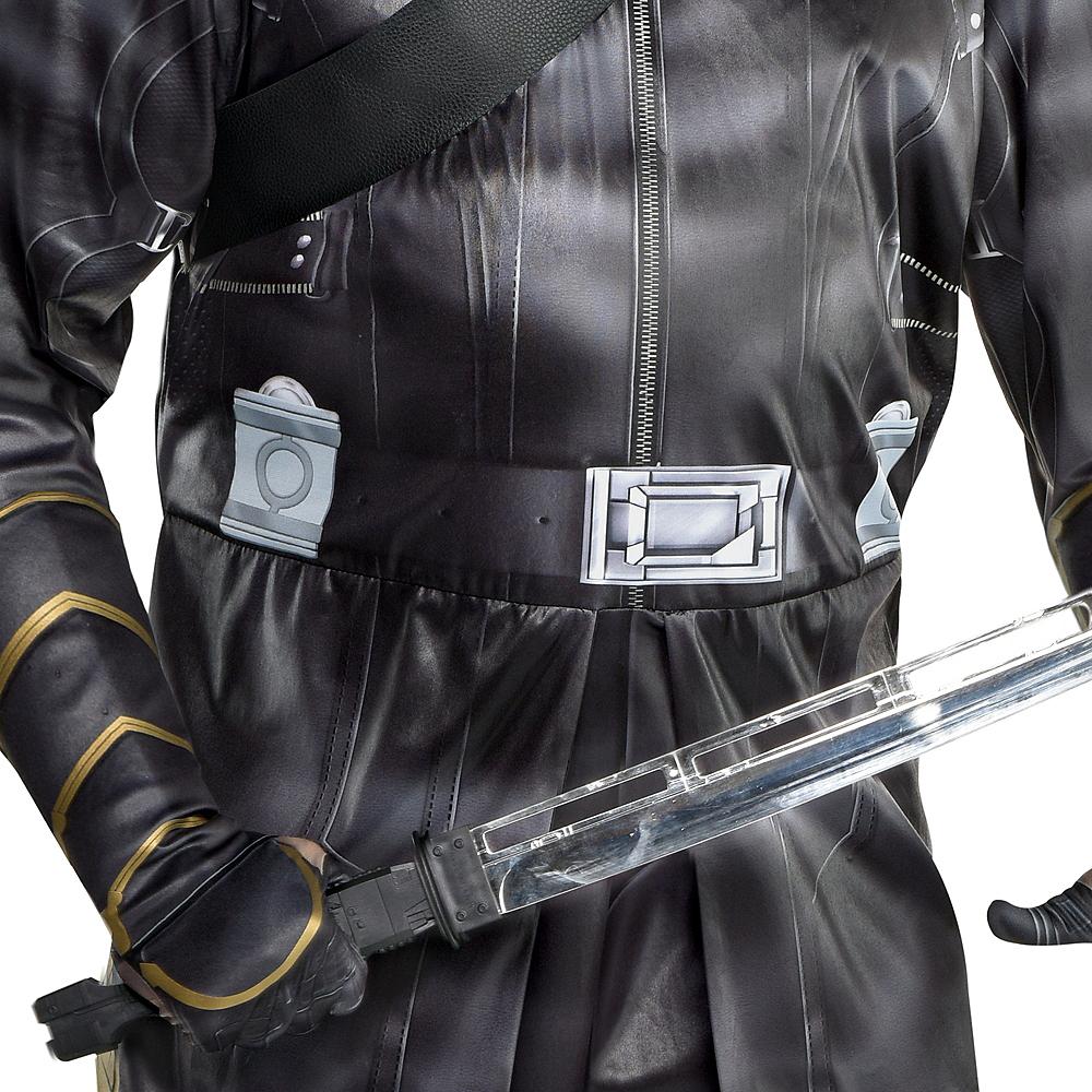 Adult Ronin Costume Plus Size - Avengers: Endgame Image #3