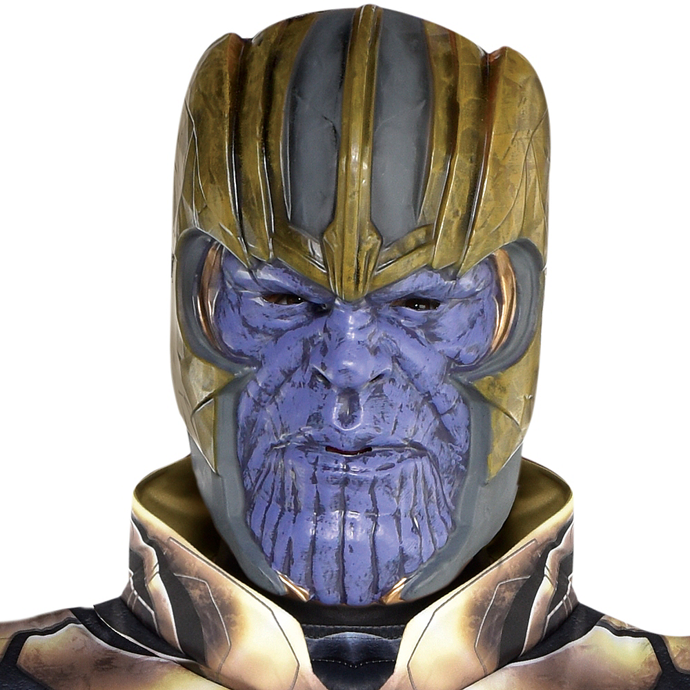 Adult Thanos Muscle Costume - Avengers: Endgame Image #2