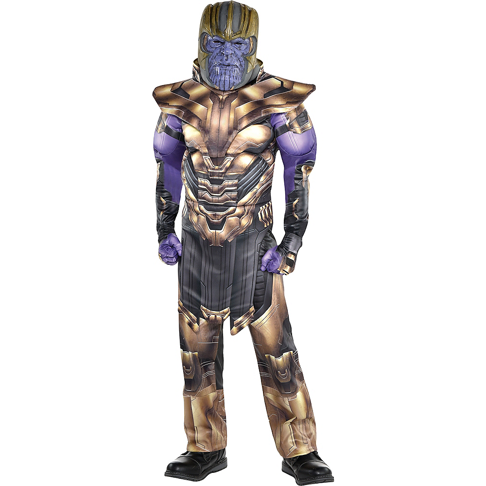 Child Thanos Muscle Costume - Avengers: Endgame Image #1