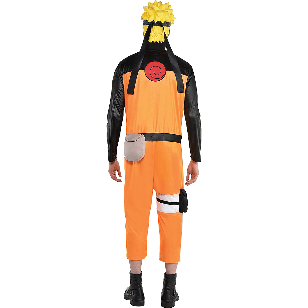 Nav Item for Adult Naruto Costume Image #2