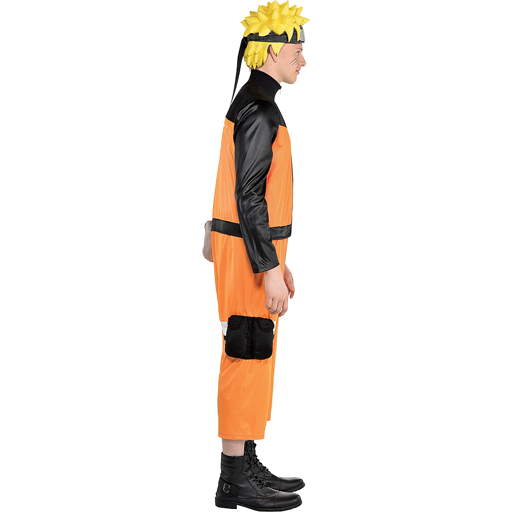 Nav Item for Adult Naruto Costume Image #3