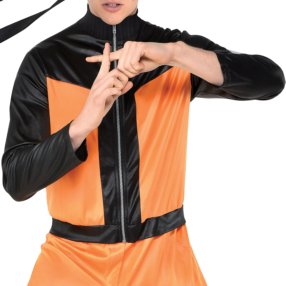 Nav Item for Adult Naruto Costume Image #4