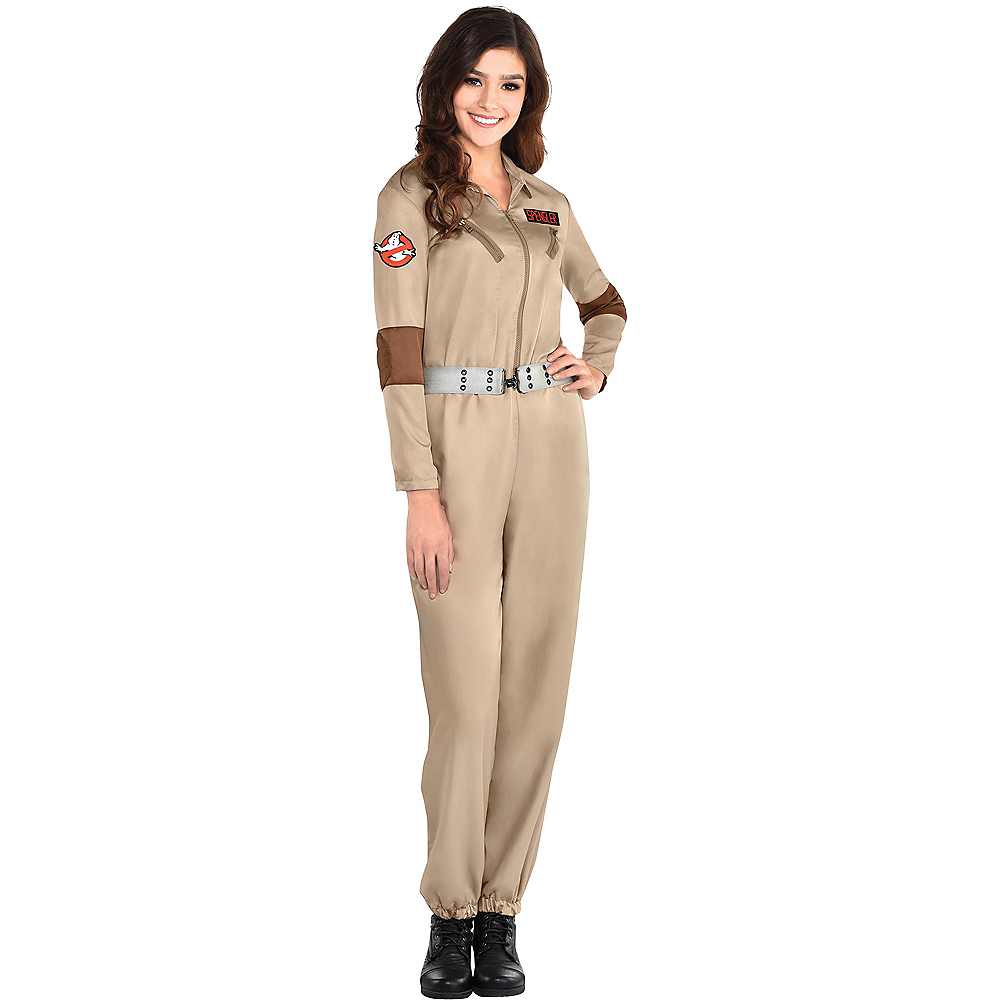 Adult Classic Ghostbusters Costume Image #1
