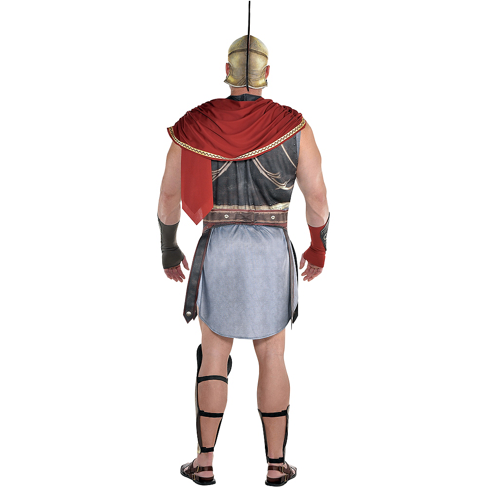 Adult Alexios Costume Plus Size - Assassin's Creed Image #2