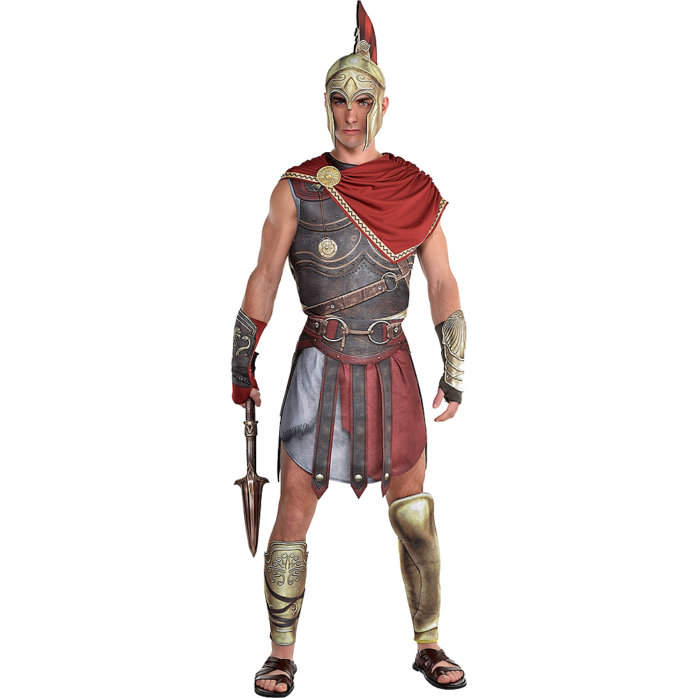 Adult Alexios Costume Assassin S Creed Party City Canada