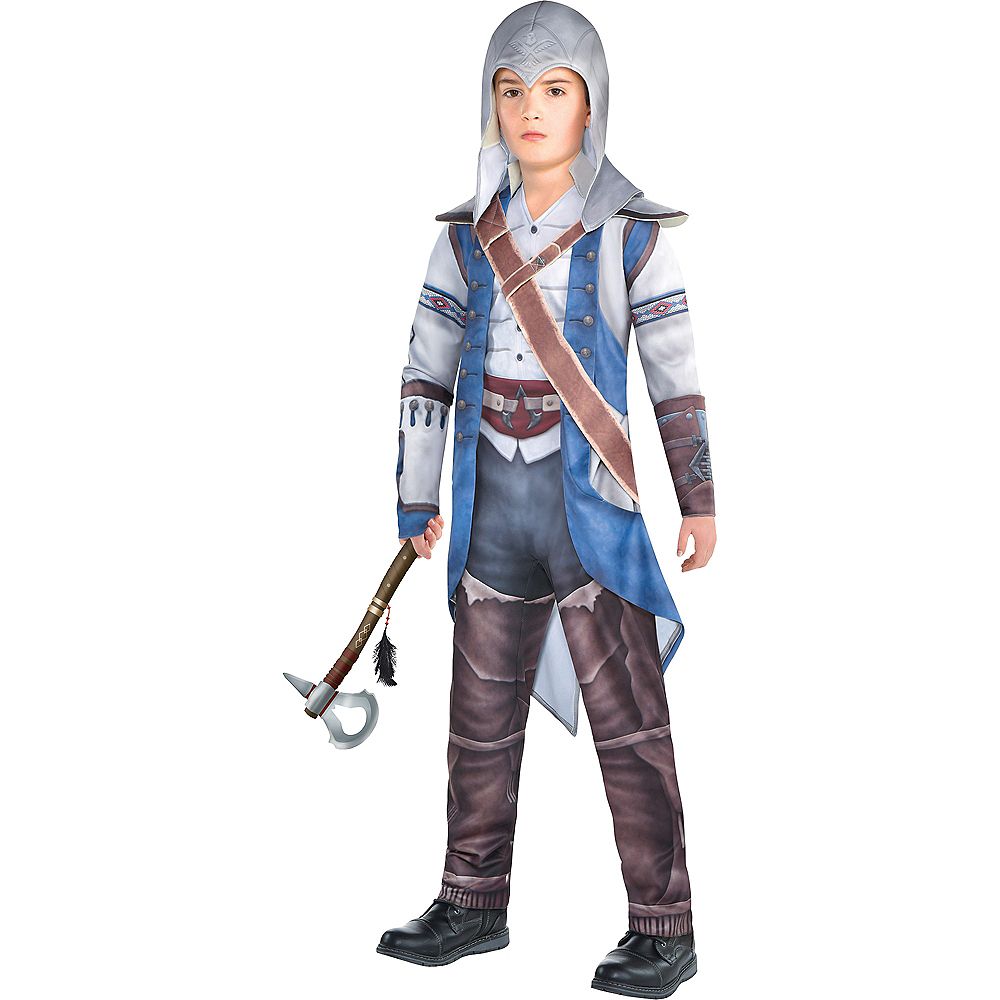 Nav Item for Child Connor Costume - Assassin's Creed Image #1