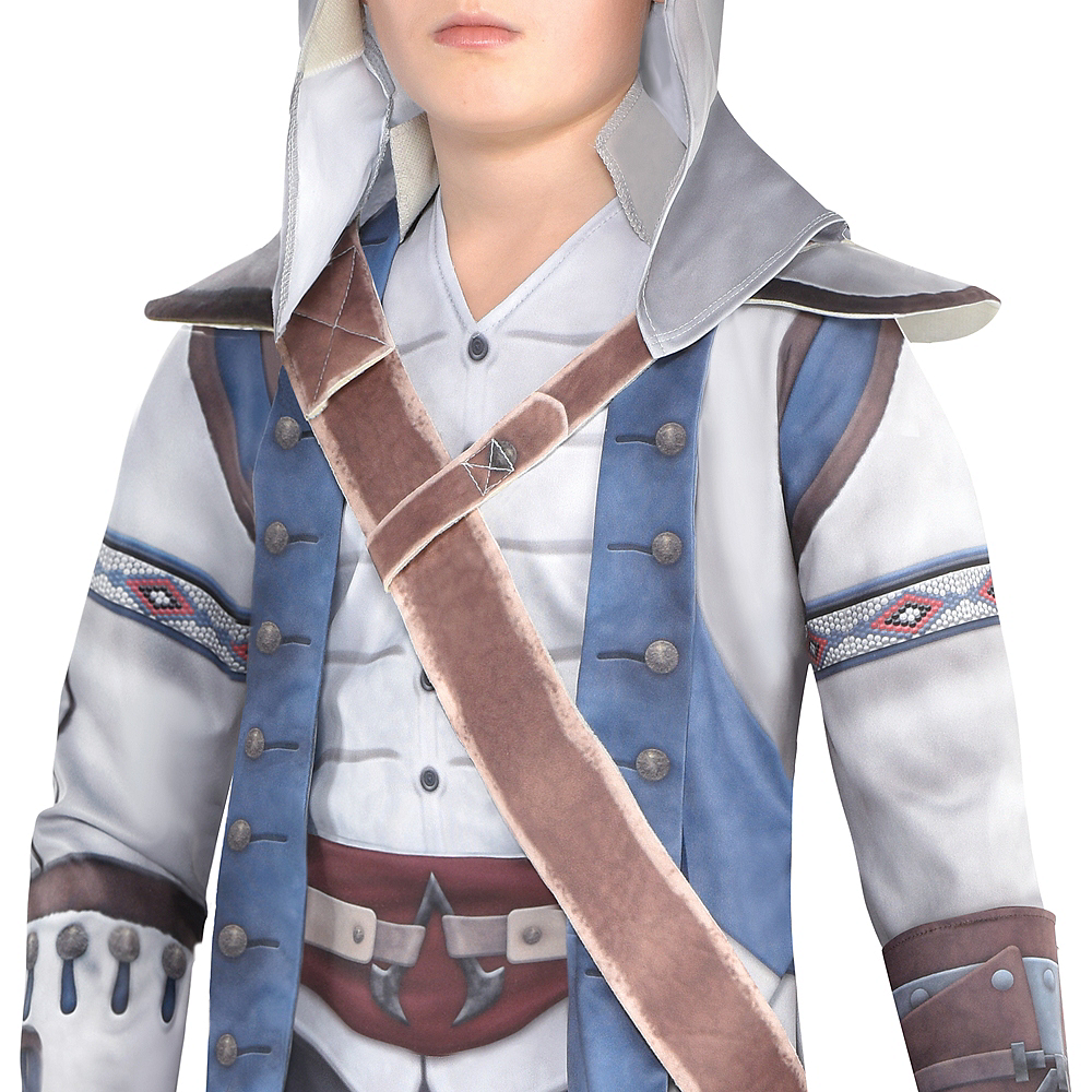 Nav Item for Child Connor Costume - Assassin's Creed Image #3