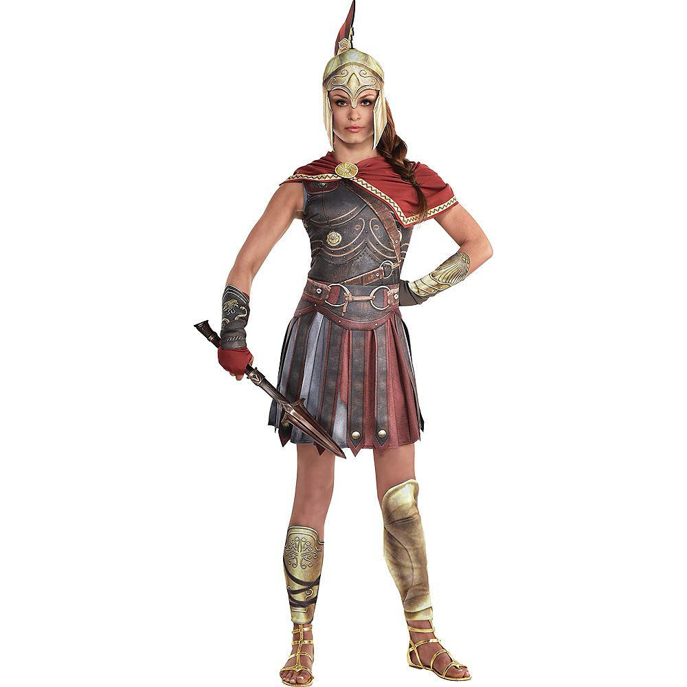 Adult Kassandra Costume - Assassin's Creed Image #1